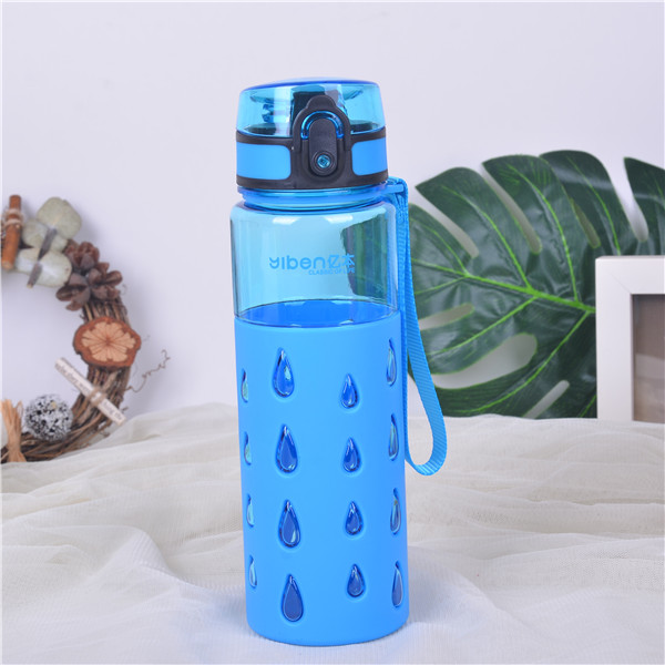 550ML亿本泰诺太空杯户外运动水壶便携塑料杯子