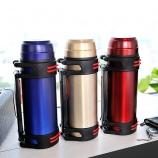 2L不锈钢高真空真空保温壶 大容量户外旅行水杯
