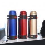 2.2L不锈钢高真空真空保温壶 大容量户外旅行水杯