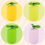 菠萝USB充电风扇