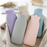 大号硅胶注水热水袋暖手宝防爆安全无异味暖水袋