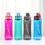 800ML便携水杯塑料弹跳盖运动水壶户外杯子创意水瓶随手杯