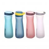 600ML酷动便携塑料杯tritan材质健身户外运动太空杯