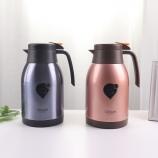 2000ML好时咖啡壶大容量304不锈钢家用保温壶