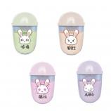 400ML双层奶茶兔兔杯