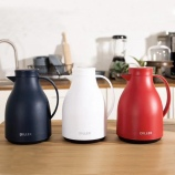 1.5L大容量(红胆玻璃)欧式保温壶家用暖壶水壶热水壶