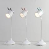 574兔子触摸感应台灯卧室床头灯儿童护眼学习LED灯