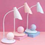 风筒月球夜灯触摸台灯护眼卧室床头灯宿舍书桌灯