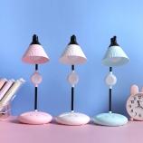 贝壳灯头带夜灯触摸台灯学生宿舍学习护眼床头灯