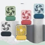 方形手持迷你风扇提便携风扇书桌创意个性小风扇