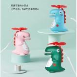 小恐龙随身便携风扇个性创意学生情侣网红便携迷你风扇
