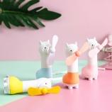 羊驼风扇夏季创意个性卡通便携迷你风扇学生可爱小风扇