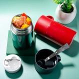 550ml时尚焖烧杯保温壶304不锈钢多功能便携焖烧壶