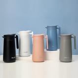 800ML咖啡壶304不锈钢真空保温家用小型带手柄水壶