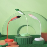 动物之森LED台灯折叠触摸usb充电3档调光卧室护眼灯