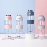 850ML立卓舒适运动水杯大容量户外旅行便携塑料杯