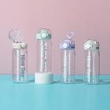 350MLNice美乐吸管塑料杯
