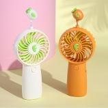 萝卜摇摇手持风扇USB学生儿童便携式发光迷你小风扇