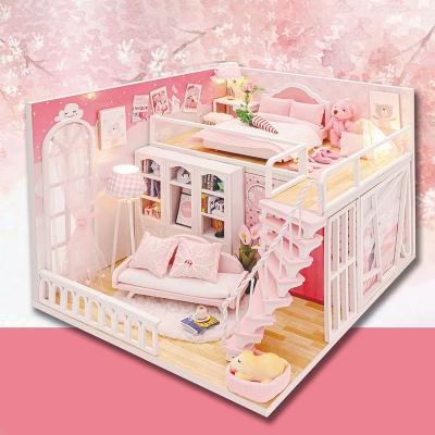 稳稳的幸福-VIAI小屋DIY手工房子模型拼装儿童玩具