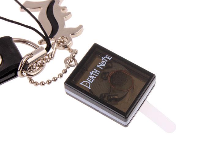 死亡笔记来电闪 手机感应器 手机挂件